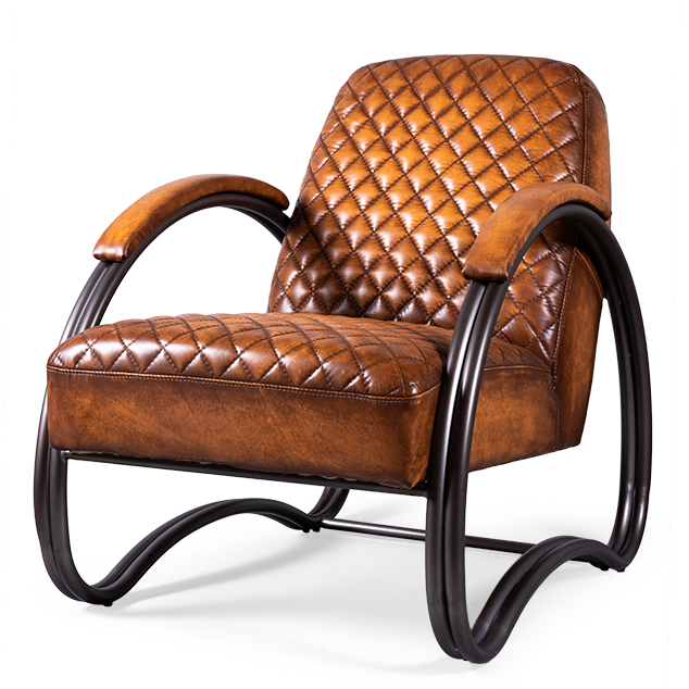 Кресло Comendor brown  - фото 1