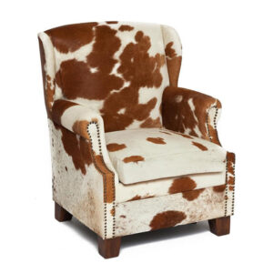Кресло Cowhide Armchair