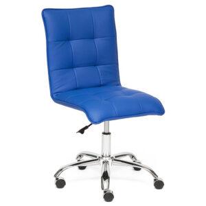 Кресло Deborah eco-leather blue