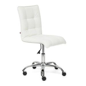 Кресло Deborah eco-leather white