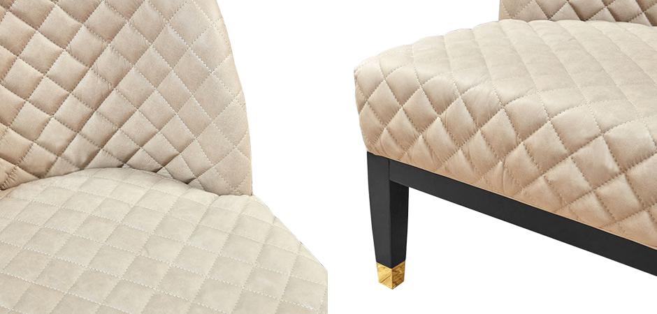 Кресло Drugonite beige  - фото 3