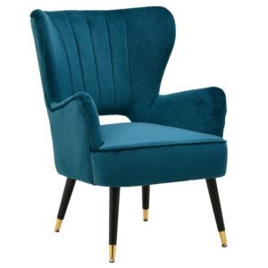 Кресло Drummond Armchairs Blue