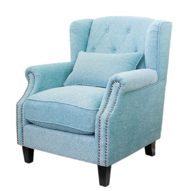 Кресло Edwige Armchair Velour  - фото 1