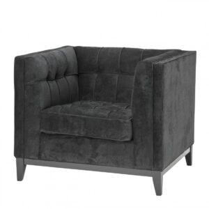 Кресло Eichholtz Chair Aldgate Black