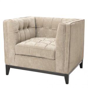 Кресло Eichholtz Chair Aldgate Greige