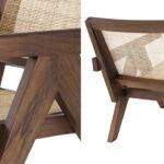 Кресло Eichholtz Chair Aristide brown  - фото 2