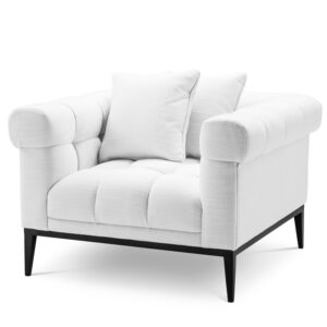 Кресло Eichholtz Chair Aurelio white