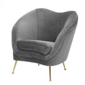 Кресло Eichholtz Chair Cambiano Grey