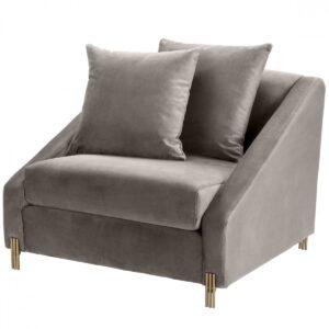 Кресло Eichholtz Chair Candice grey