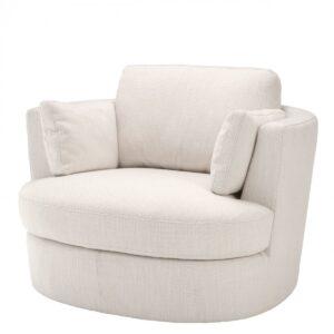 Кресло Eichholtz Chair Clarissa White