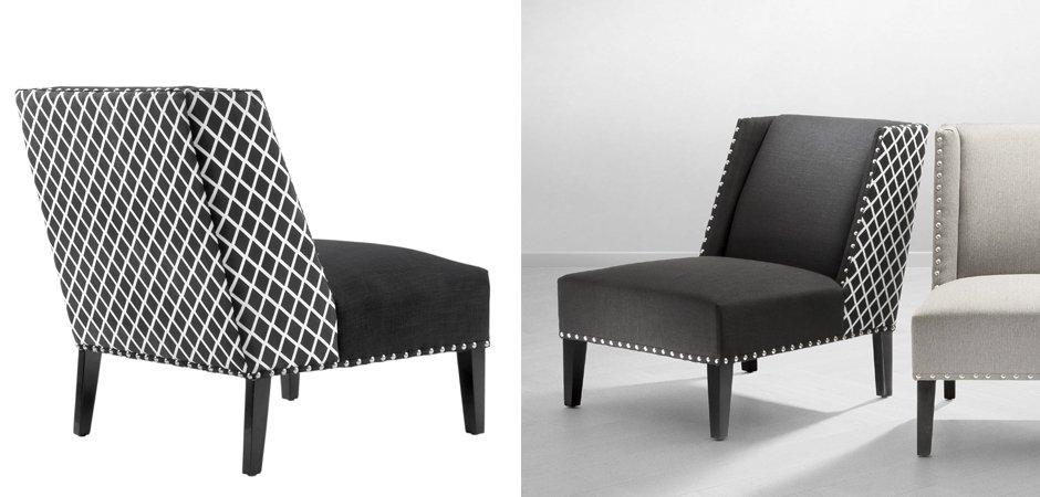 Кресло Eichholtz Chair Columbia  - фото 2