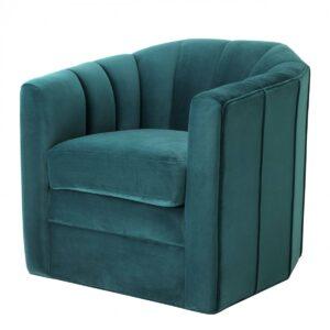 Кресло Eichholtz Chair Delancey Sea Green