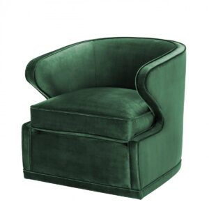 Кресло Eichholtz Chair Dorset Green