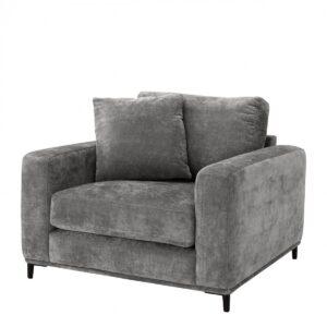 Кресло Eichholtz Chair Feraud Grey