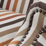 Кресло Eichholtz Chair Frank Sinatra Haywood orange  - фото 3