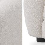 Кресло Eichholtz Chair Freud Boucle cream  - фото 2