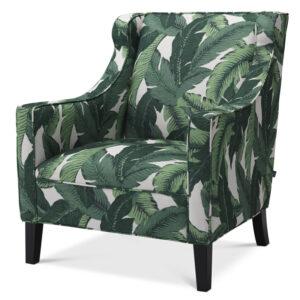 Кресло Eichholtz Chair Jenner Mustique green