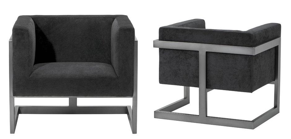Кресло Eichholtz Chair Mendoza  - фото 2