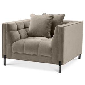 Кресло Eichholtz Chair Sienna greige