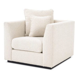 Кресло Eichholtz Chair Taylor Boucle cream