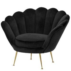 Кресло Eichholtz Chair Trapezium Black