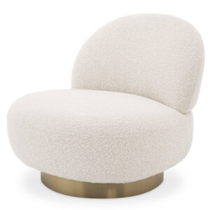 Кресло Eichholtz Swivel Chair Clement