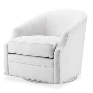 Кресло Eichholtz Swivel Chair Gustav