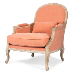 Кресло French Provence ArmChair rose