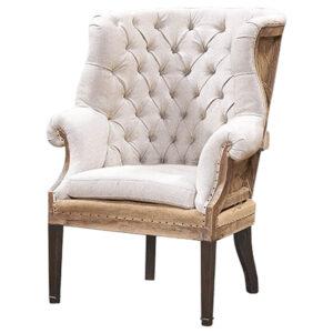 Кресло Gamilton Armchair Beige