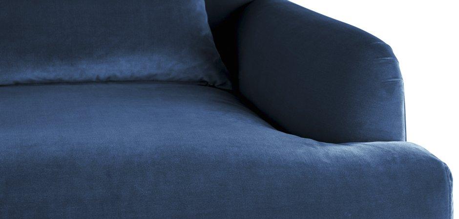 Кресло Grace Deep Blue  - фото 4