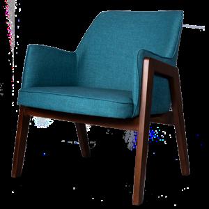 Кресло Gregory blue