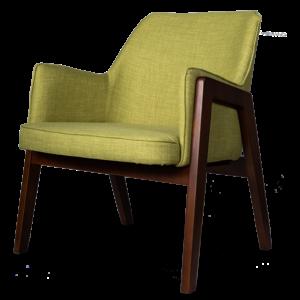 Кресло Gregory light green