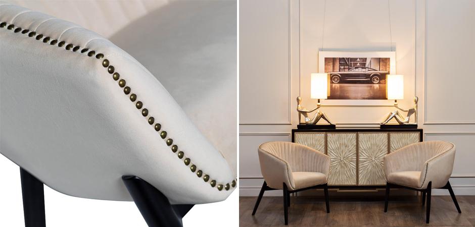 Кресло Half Armchair  - фото 3