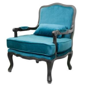 Кресло Harold Chair blue