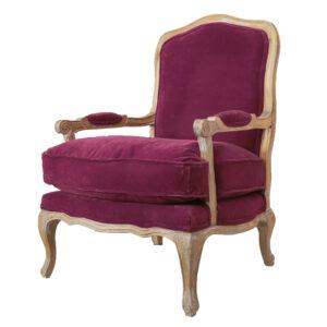 Кресло Joseph Chair violet