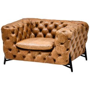 Кресло Hendrica Capitone Chair