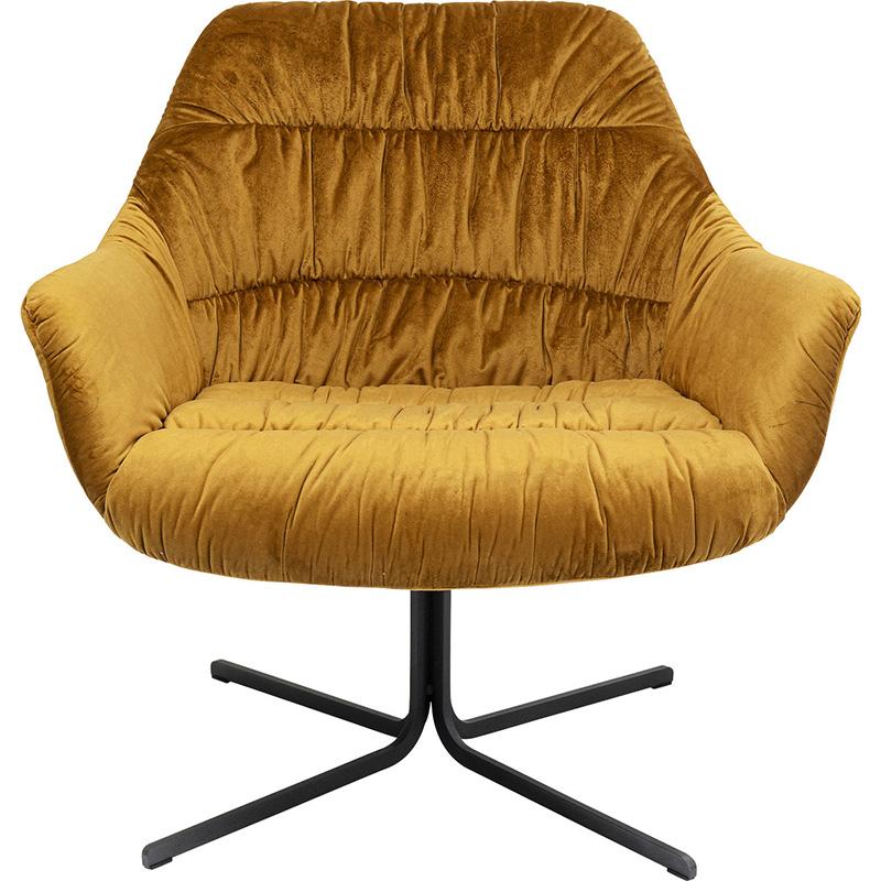 Кресло вращающееся Yellow Honeycomb  - фото 1