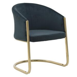Стул Imelda Chair Gray
