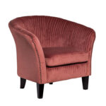 Кресло JackFlower Armchair red  - фото 1