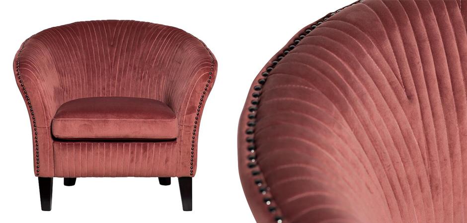 Кресло JackFlower Armchair red  - фото 2