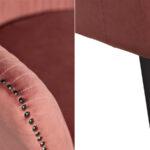 Кресло JackFlower Armchair red  - фото 3