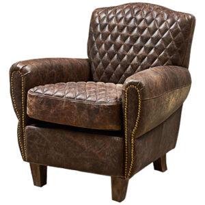 Кресло Jody Armchair Brown Leather