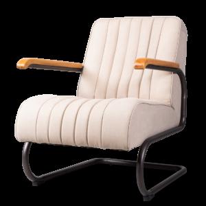 Кресло Amorfo white