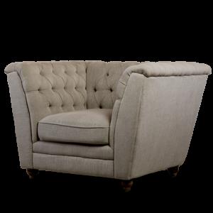 Кресло с обтяжкой Mistroy
