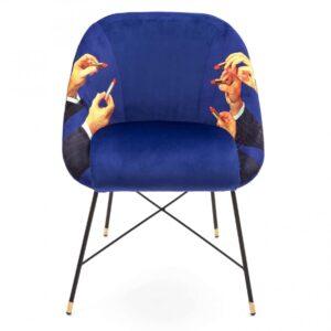 Кресло Seletti Padded Chair Lipsticks