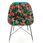 Кресло Seletti Padded Chair Roses  - фото 1