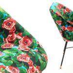 Кресло Seletti Padded Chair Roses  - фото 2