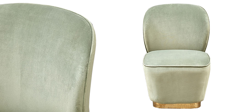 Кресло Petal Armchair  - фото 3