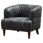 Кресло Philadelphia Armchair Graphite  - фото 1