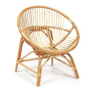 Кресло Rattan Wicker Chair